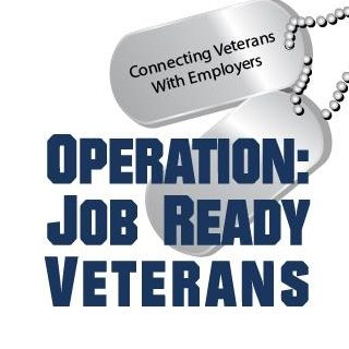 Operation: Job Ready Veterans Logo